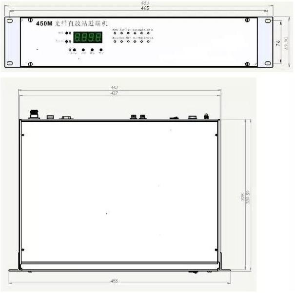 19寸标准机柜尺寸是多少呢?