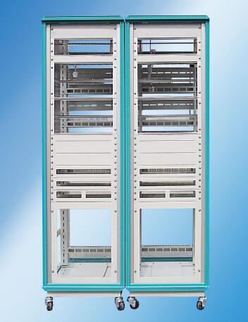 42U标准机柜的尺寸是多少?一个标准服务器机柜能放多少台服务器?