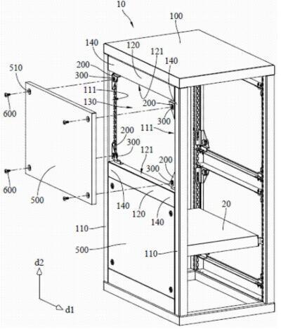 厦门移动机柜托管:标准服务器机柜尺寸大小和配置组件都有哪些?
